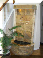 Stone Indoor Fountain
